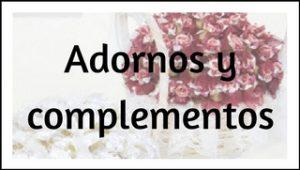 ObsequioBoda - Adornos y complementos de bodas